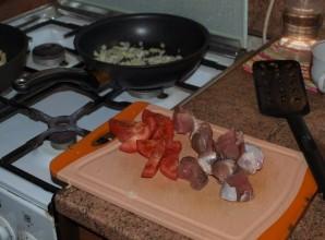 Телятина, жареная на сковороде - фото шаг 2