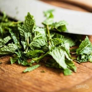 Гранатовый салат - фото шаг 3