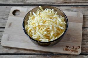 Пирог из слоеного теста с сыром - фото шаг 2