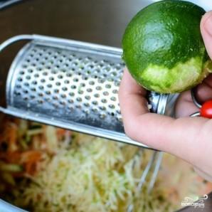 Овощные маффины - фото шаг 6
