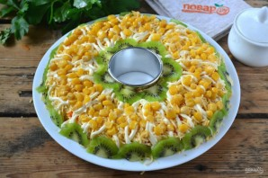 Куриный салат на Новый год - фото шаг 9