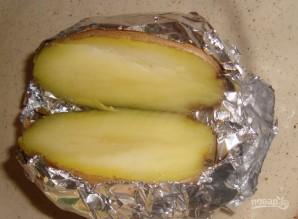 Картофель под грибным соусом - фото шаг 6