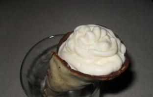 Мороженое из сливок и сгущенки - фото шаг 5