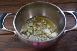 Суп с колбасой - фото шаг 1