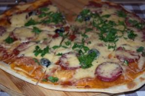 Супер-пицца - фото шаг 6