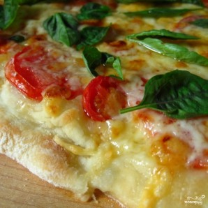 Пицца по-домашнему - фото шаг 18