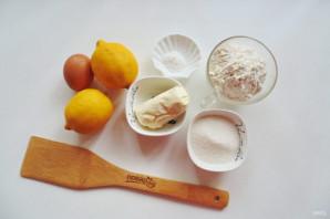 Лимонный пирог по бабушкиному рецепту