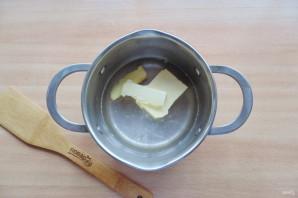 Торт из профитролей с заварным кремом - фото шаг 2
