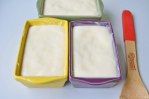 Манник с бруснично-медовым соусом - фото шаг 8