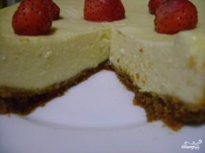 Творожный пирог с лимоном - фото шаг 11