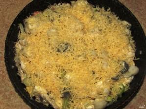 Овощи, запеченные в духовке с сыром - фото шаг 4