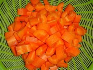 Морковный крем-суп с зеленью - фото шаг 2