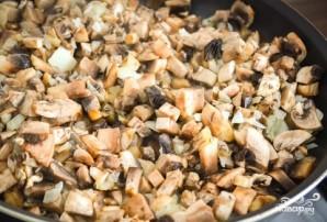 Картофельные лодочки с начинкой - фото шаг 5