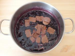 """Варенье """"Слива в шоколаде"""" - фото шаг 4"""