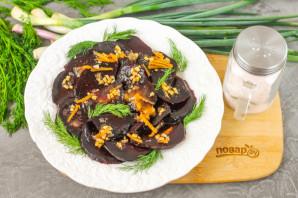 Салат из свеклы с имбирем - фото шаг 6