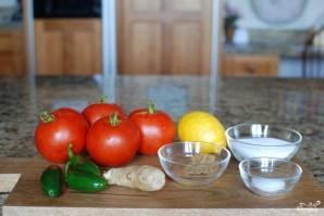 Джем из томатов - фото шаг 1