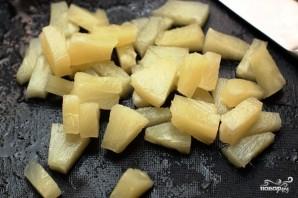 Котлеты из индейки с кисло-сладким соусом - фото шаг 7