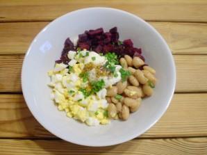 Салат к пельменям - фото шаг 5