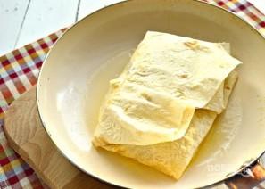Ёка с жареным картофелем - фото шаг 8