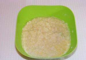 Запеканка из риса в духовке - фото шаг 4