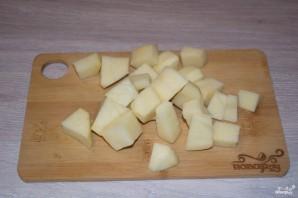 Томатный суп с сельдереем - фото шаг 1