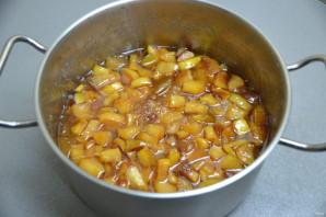 Варенье из айвы с яблоками - фото шаг 8