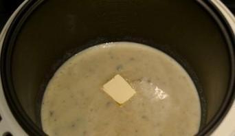 Грибной суп пюре в мультиварке - фото шаг 5