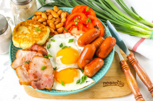 Ирландский завтрак - фото шаг 6