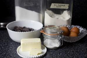 Вкусный французский шоколадный торт - фото шаг 1