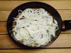 Салат свекольный с сердечками и желудками - фото шаг 3