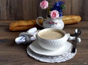 Суп-крем грибной - фото шаг 7
