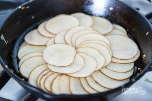 Фриттата с картофелем - фото шаг 2