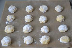 Итальянское лимонное печенье - фото шаг 12