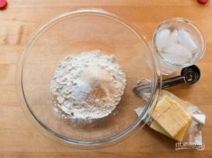 Пирог с кокосовой начинкой - фото шаг 1