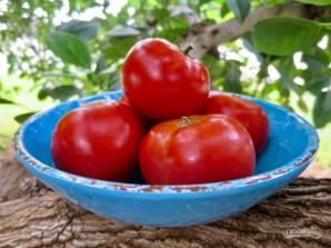 Слоеный тарт с помидорами - фото шаг 1