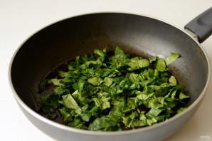 Тортеллини с сыром и шпинатом - фото шаг 4