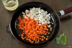 Летний суп с яйцом - фото шаг 3