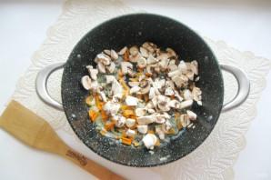 Гречаники с грибным соусом - фото шаг 6