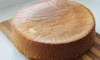 "Торт ""Белый трюфель"" - фото шаг 7"