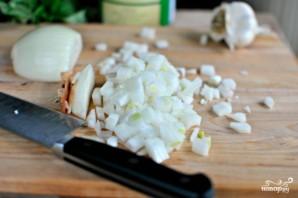 Паста с сосисками - фото шаг 2