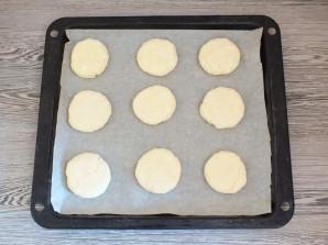 Кокосовое печенье с творогом - фото шаг 6