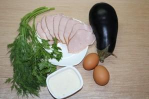 Порционный салат на Новый год - фото шаг 1