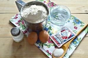 Пирог с квашеной капустой - фото шаг 1