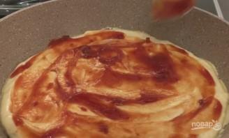 Пицца на сковородке - фото шаг 3