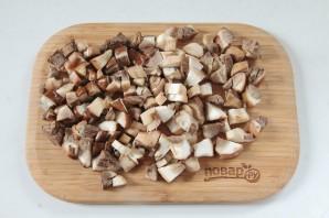 """Вареники с картофелем и грибами """"Самые любимые"""" - фото шаг 6"""