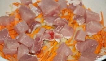 Простой суп со свининой - фото шаг 2