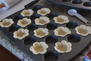 Ромашки с лимонным курдом - фото шаг 2
