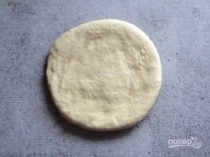 Тонкая основа для пиццы - фото шаг 6