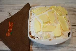 Яблочный пирог по-болгарски за 7 минут - фото шаг 7