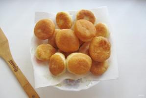 """Пончики """"Бомболони"""" - фото шаг 15"""